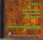 EARLY, American Festival of Microtonal Music (Pitch Records)