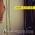 Jon Catler, Live at the American Festival of Microtonal Music, 1981-1999 (Pitch Records)